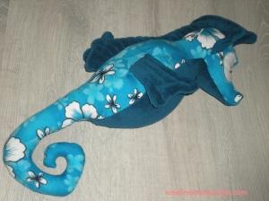Un bel hippocampe